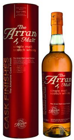 Isle Of Arran Single Malt Scotch Amarone Cask Finish